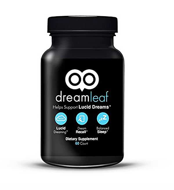 Dream Leaf Advanced Lucid Dreaming Supplement Conscious Sleeping Pills
