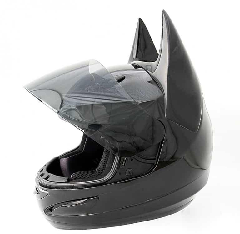 Helmet Dawg Dark As Night Helmet Black Helmet With Ears