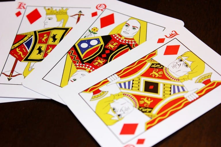 Joker And TheThief Game of Thrones Playing Cards Gift Idea For Teenager