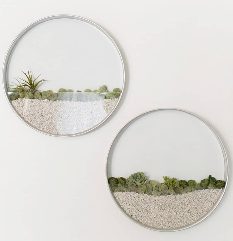 Kim Fisher Designs Vertical garden House Warming Gift Idea