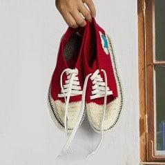 Real handmade shoes.