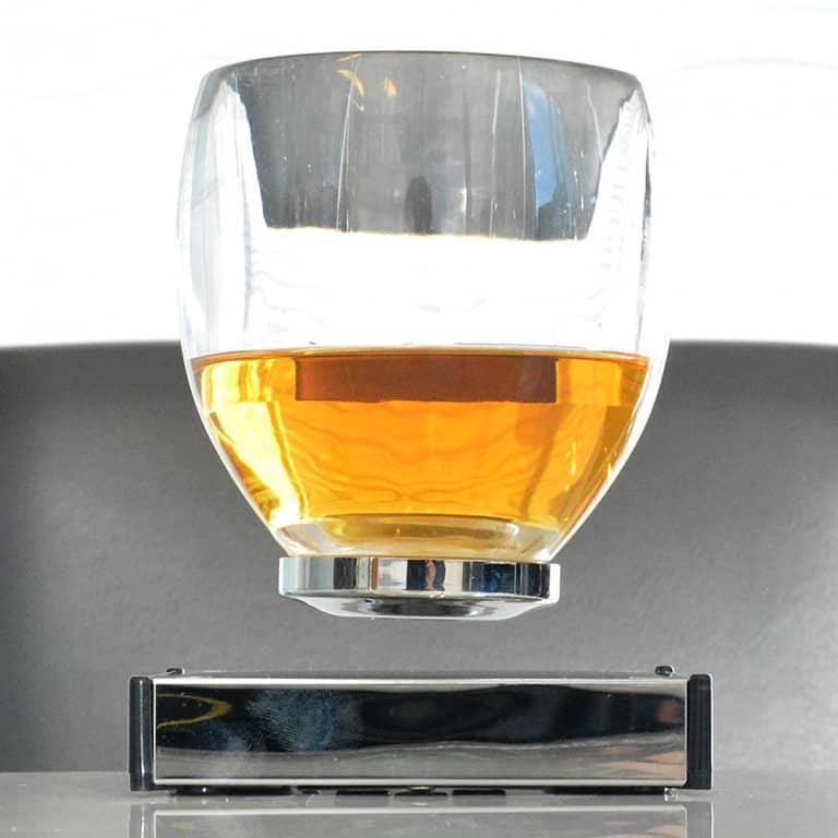 Oak Bottle Levitating Cup Good for Drinking