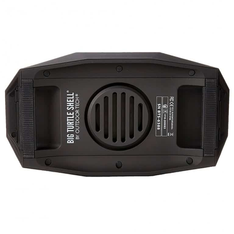 Outdoor Technology Big Turtle Shell Rugged Boombox Portable Sound System