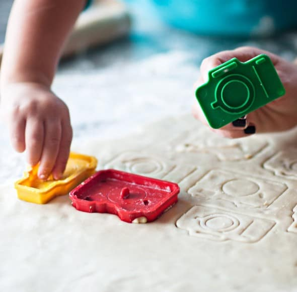 Photojojo Camera Cookie Cutter Set A Cool Novelty Gift Idea