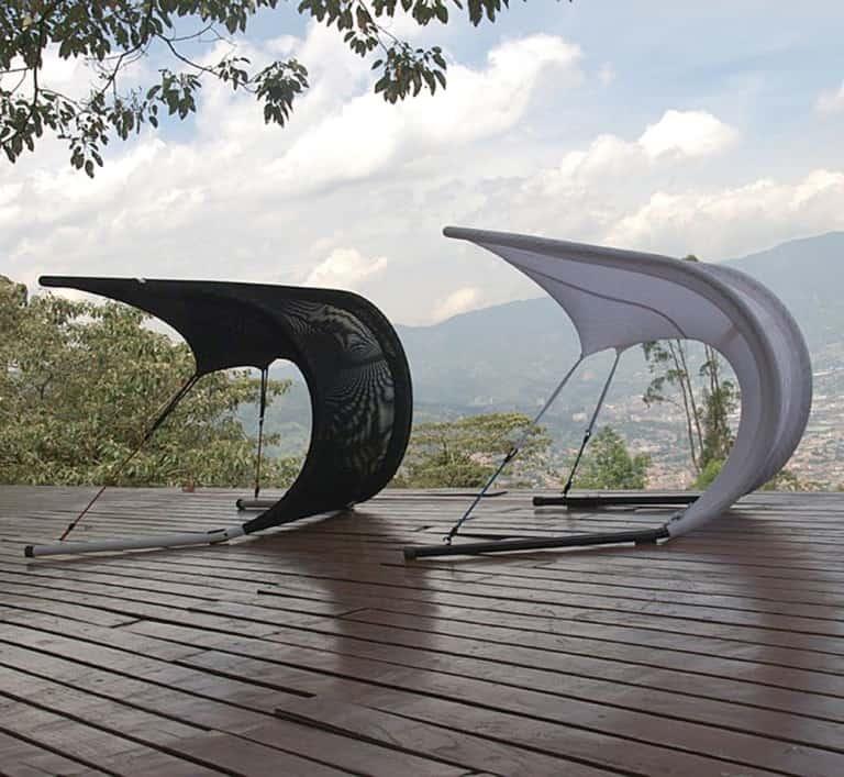 QSTO Suzak Designer Chair Nice and Portable Seats