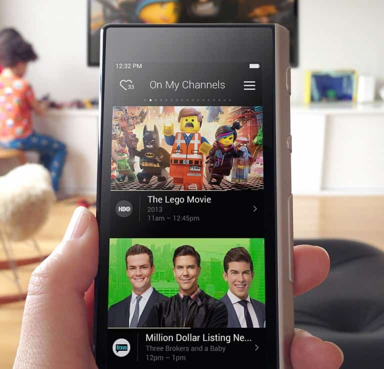 Ray Touchscreen Universal Remote Control Gift Idea For Him