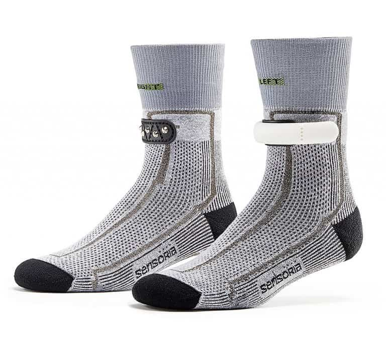 Sensoria Fitness Socks and Anklet Athletes Must Haves
