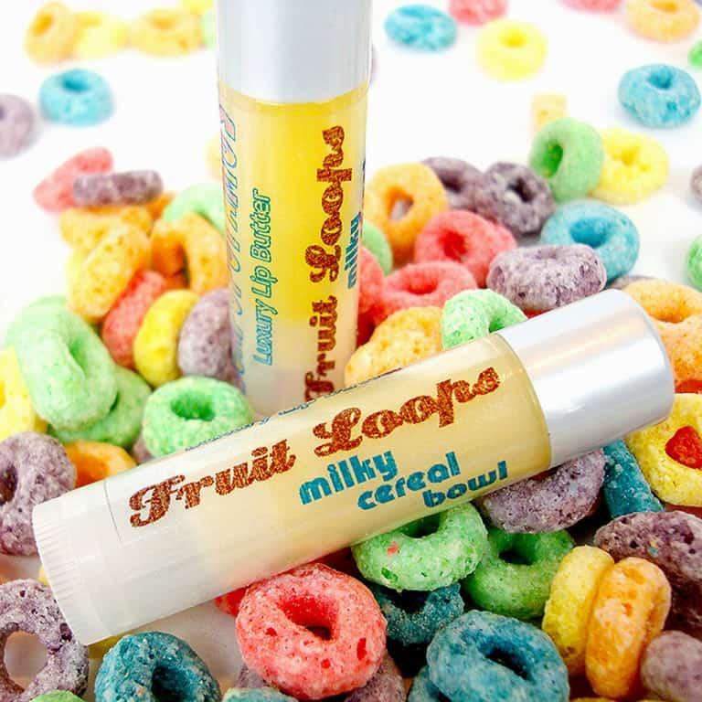 Soapopotamus Fruit Loops Shea Lip Butter Nice Gift Idea For Her