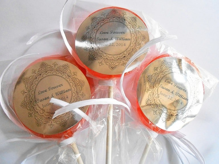 Sugar Bakers Bakery Fresh Flower with Liquor Lollipops Fun Things To Have In A Party