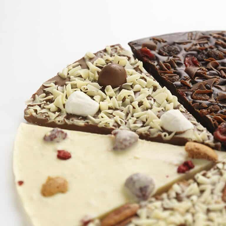 The Gourmet Chocolate Pizza Company Cool Sweethtooth Gift Idea