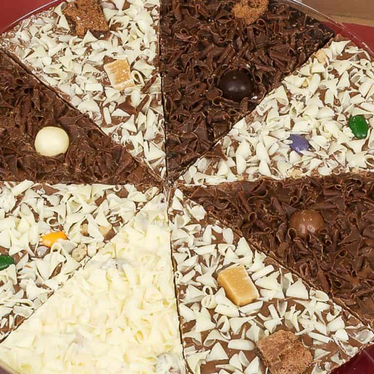 The Gourmet Chocolate Pizza Company Delicious Dilemma