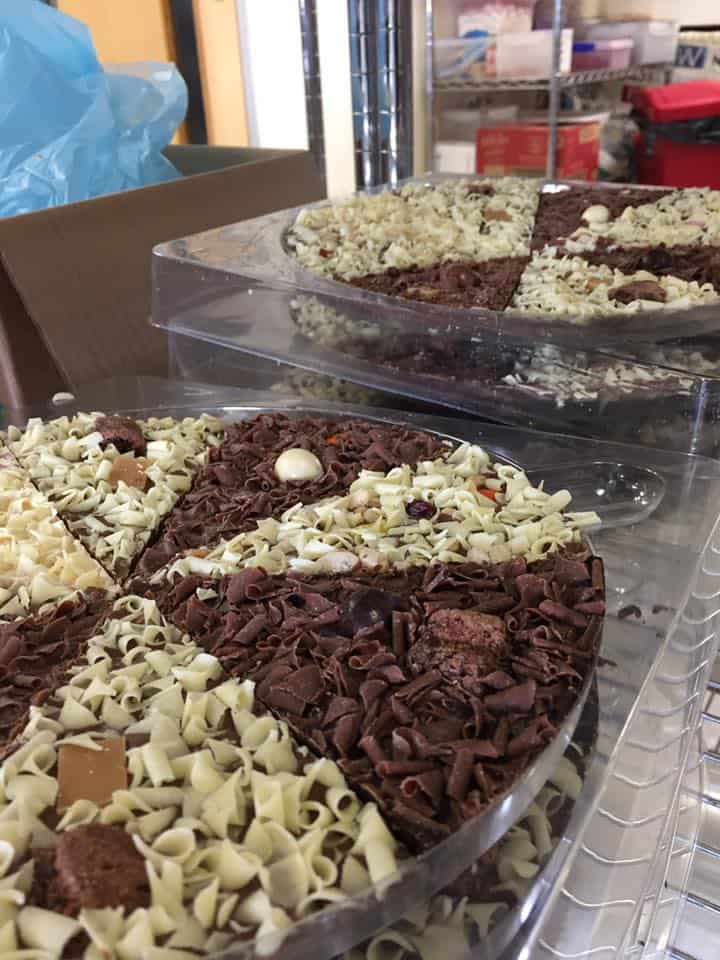 The Gourmet Chocolate Pizza Company Shavings And Balls