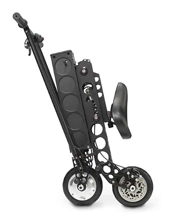 URB-E Electric Folding Scooter Fun Things To Have On Summer