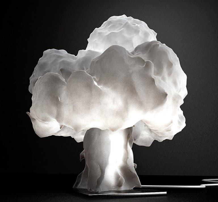 Veneri Design Studio Nuke Lamp Cool Living Room Furniture