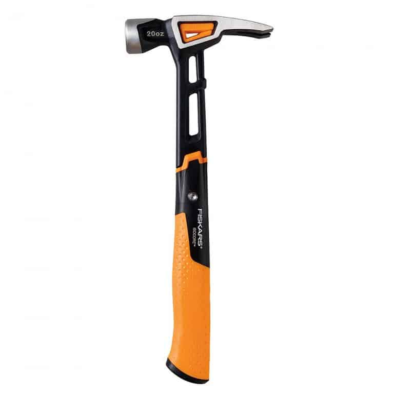 Fiskars IsoCore Hammer Cool Carpentry Item