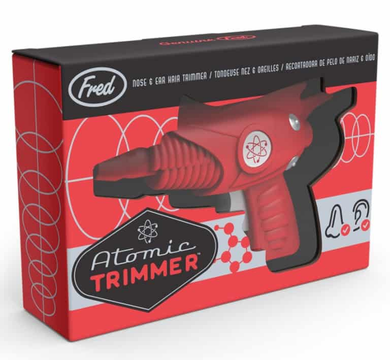 Fred & Friends Atomic Nose & Ear Drill Trimmer FunGift Idea For Men