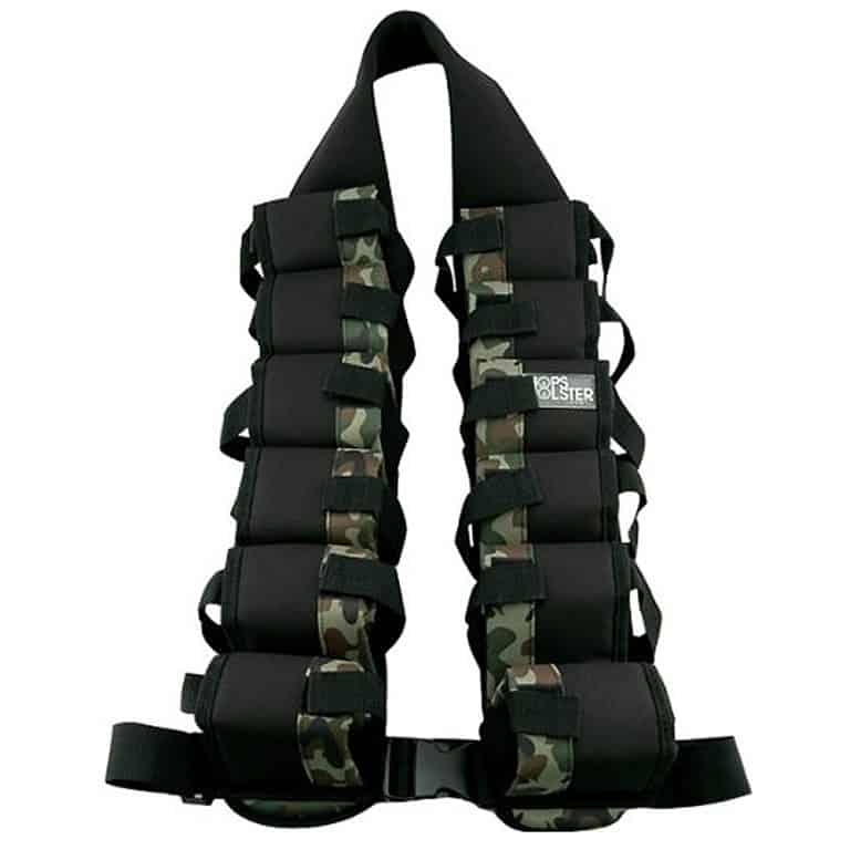 Hops Holster 12 Can Ammo Pack Good for House Party