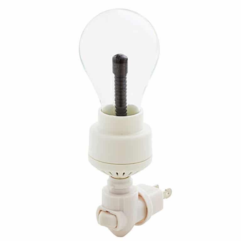 Kikkerland Plasma Bulb Night Light Home Accessory