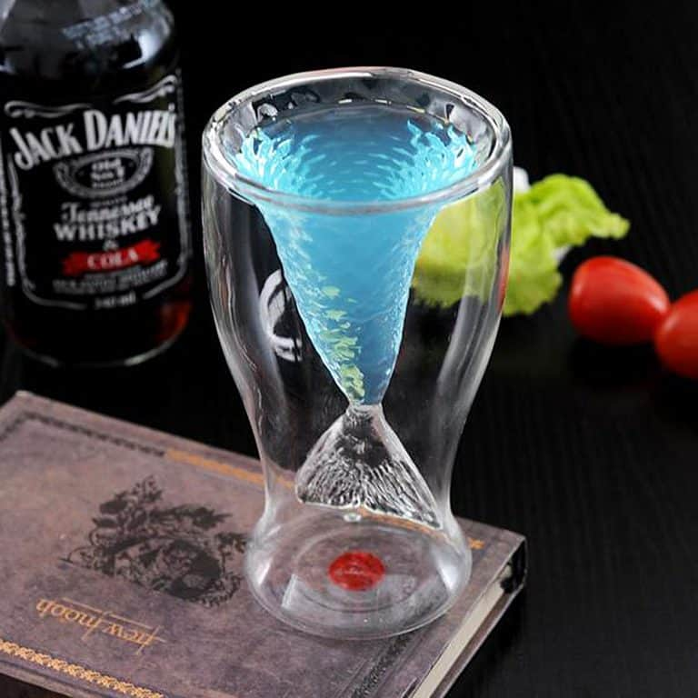 Mermaid Shot Glass Good for Gatherings