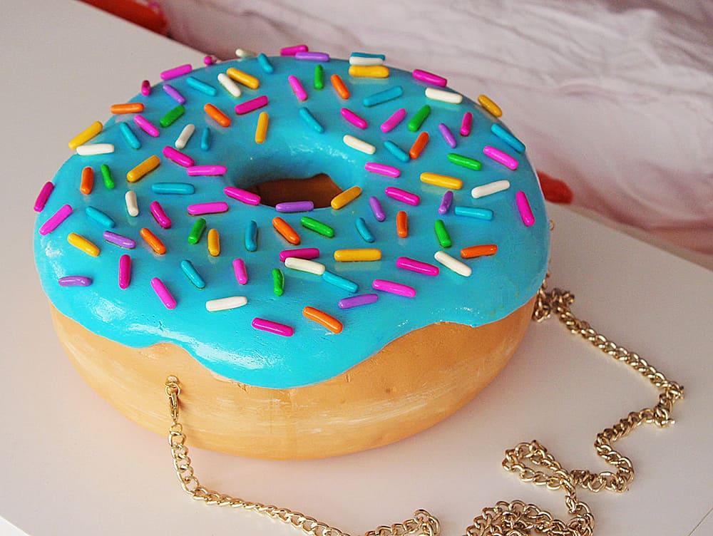 Rommy De Bommy Donut Jewelry Purse Awesome Fashion Kit