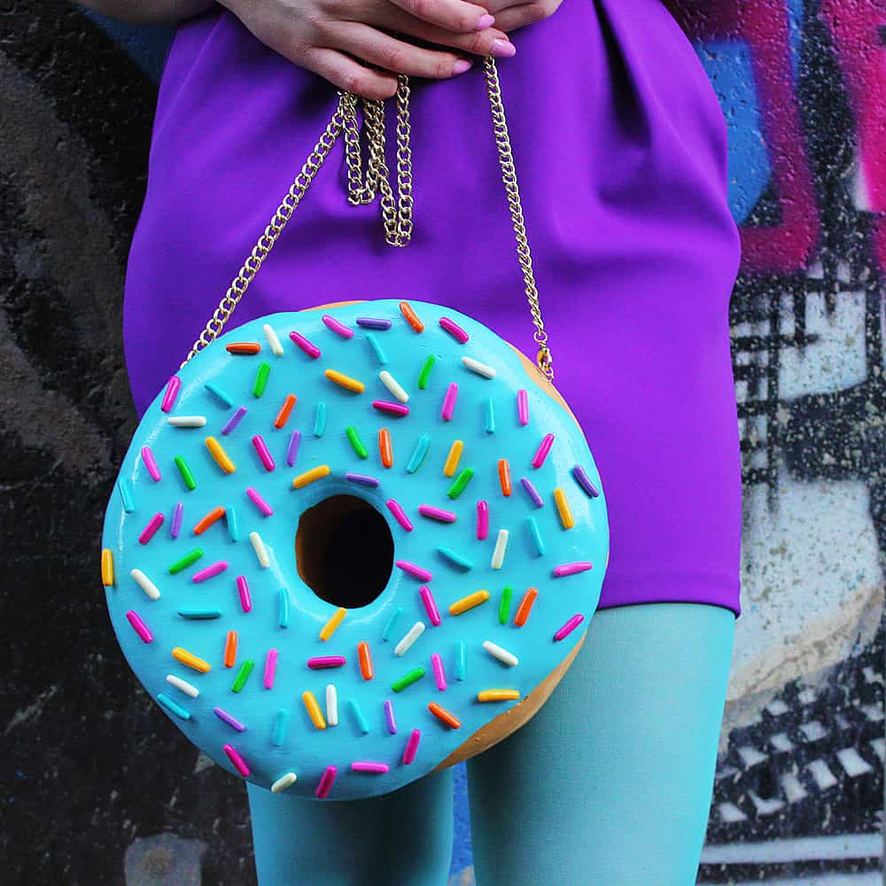 Donut leave home without it.