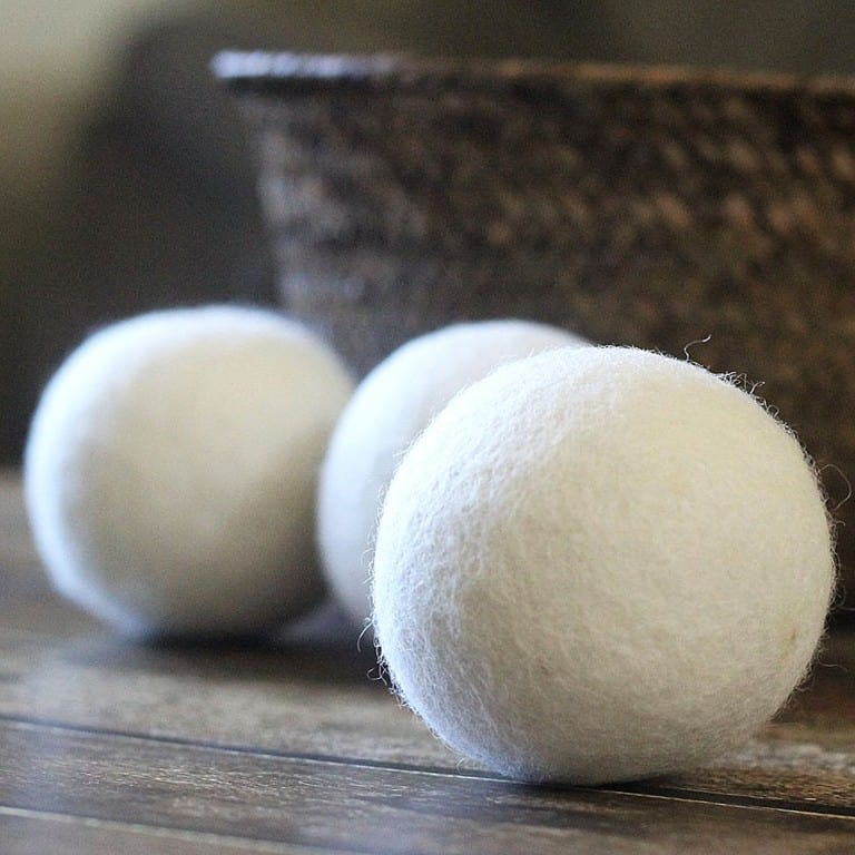 Smart Sheep Wool Dryer Balls Cool Gift Idea