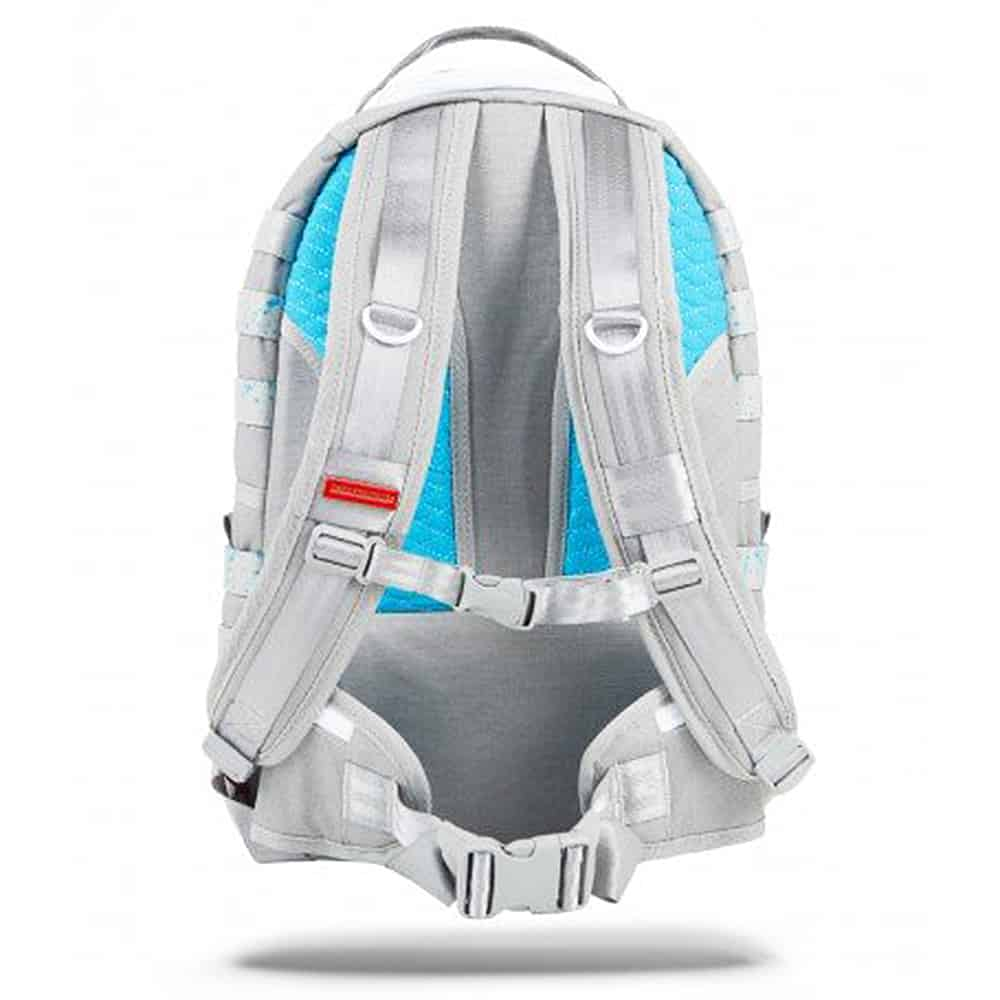Sprayground Back To The Future Trooper Backpack Futuristic Accessory