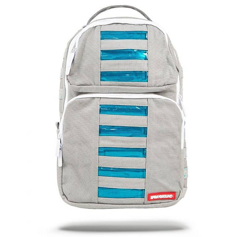 Sprayground Back To The Future Trooper Backpack Nice Apparel