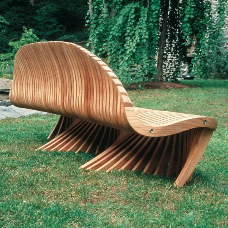 Straight Spirit Song Bench Cool Home Furniture