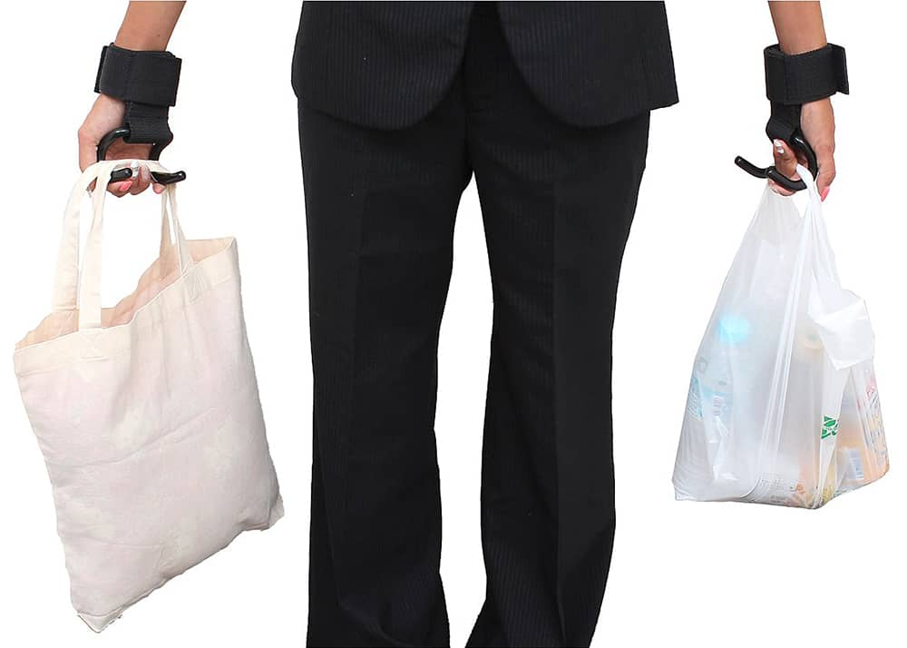 Thanko Magical Hook Cool way to Carry Bags