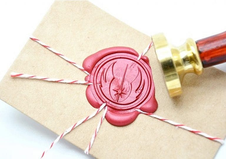 B20 Star Wars Wax Seal Stamp A Novelty item