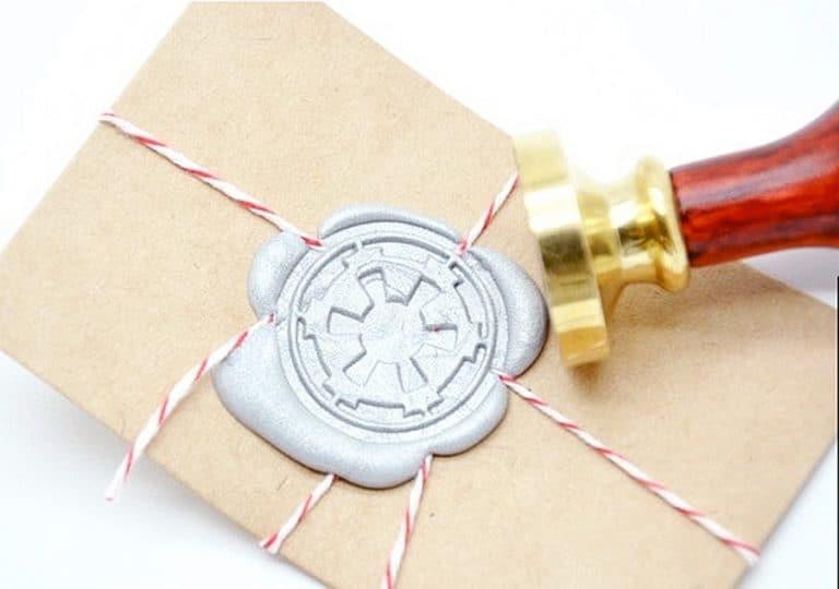 B20 Star Wars Wax Seal Stamp Cool Sealing Material