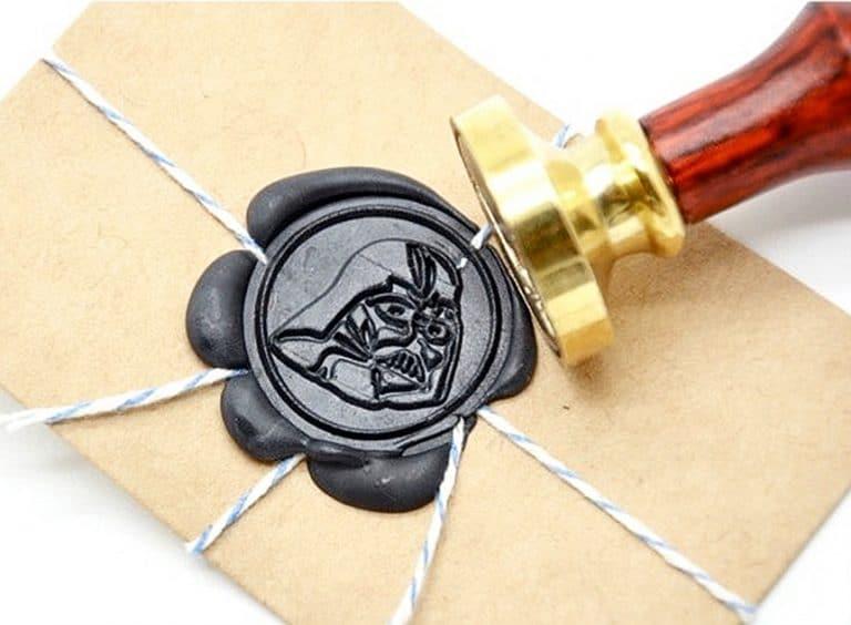 B20 Star Wars Wax Seal Stamp Gift Idea
