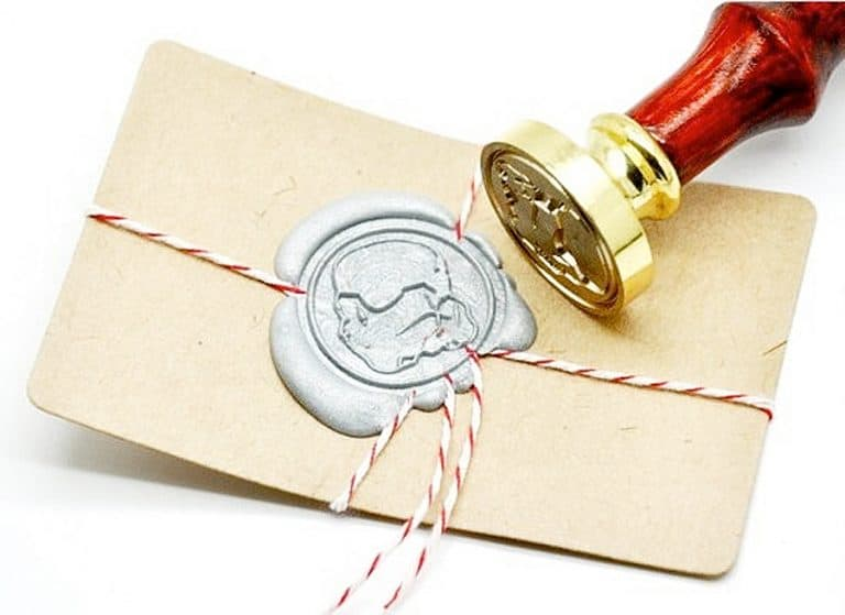 B20 Star Wars Wax Seal Stamp Nice for Writing Letter