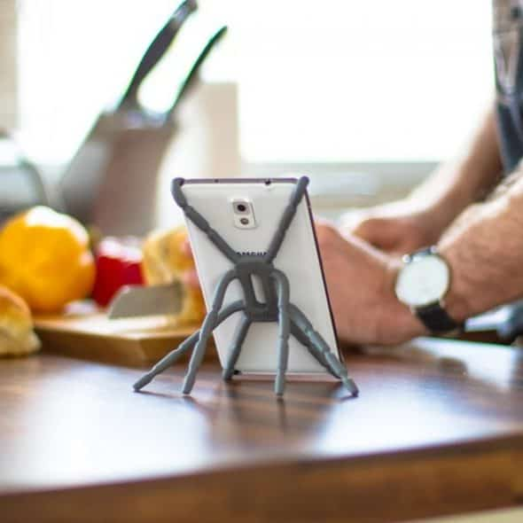 Breffo Spider Podium Smart Phone Stand Cool Mobile Accessory