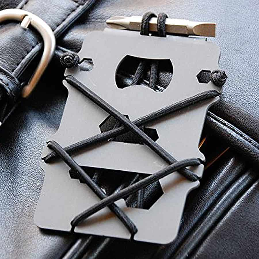Bundeze Band It Multi Tool Wallet Noveltystreet