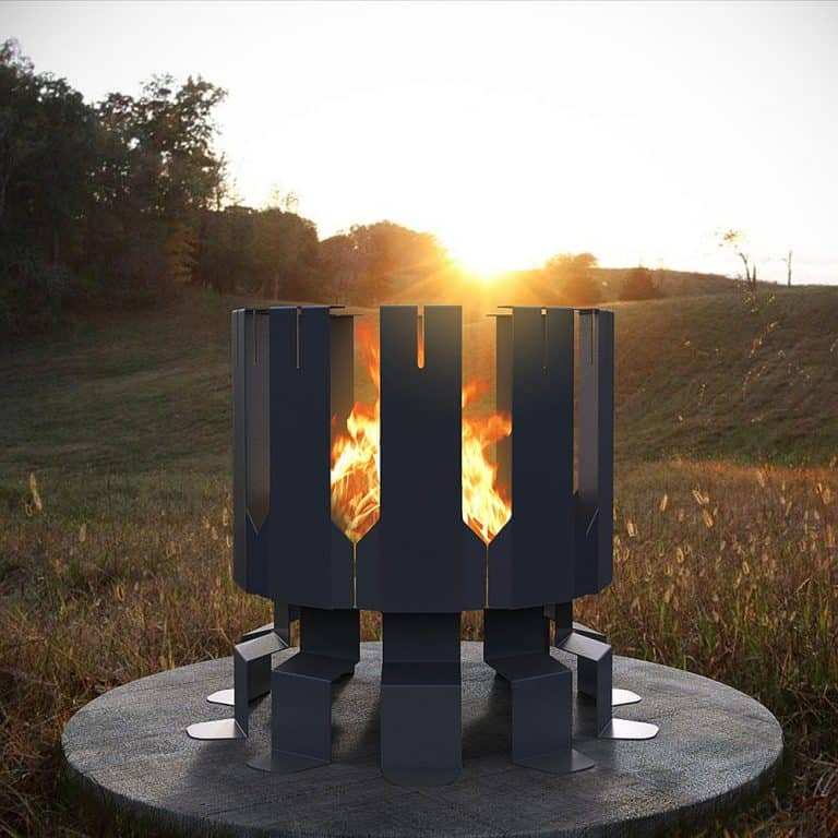 Decorpro Ion Fire Pit Gift Idea for Home Furniture