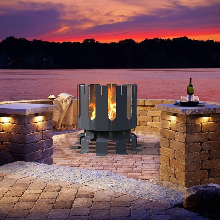 Decorpro Ion Fire Pit Nice Patio Heater
