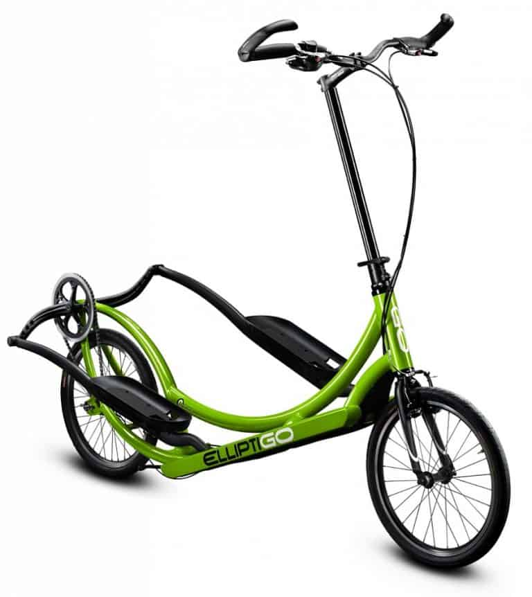 Ellipti Go 8C Outdoor Elliptical Bike Cool Bicycle