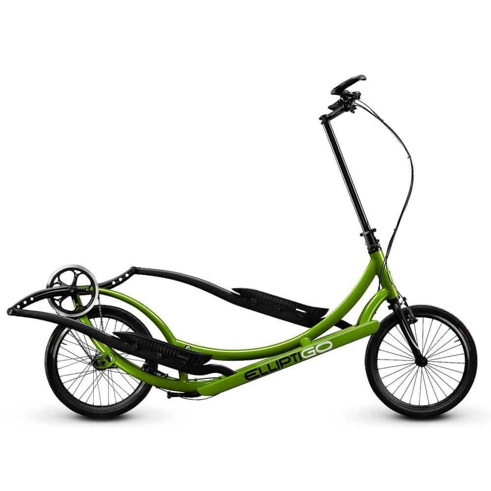 Ellipti Go 8C Outdoor Elliptical Bike Great for Cities