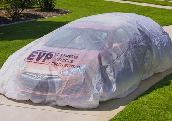 Extreme Vehicle Protection Storage and Flood Protection Nice Gift Idea for Him
