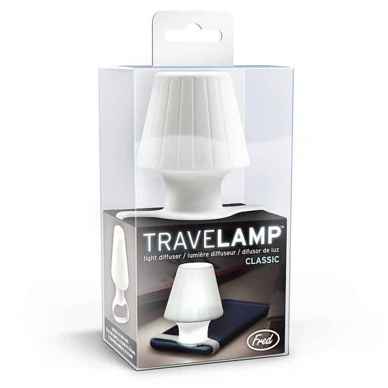 Fred & Friends Travelamp Classic Style Phone Diffuser Cool Gadget Add-on