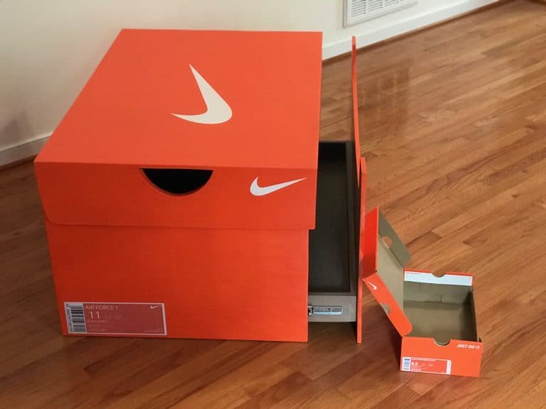 Giant Nike Shoe Box Cool Gifts for Him