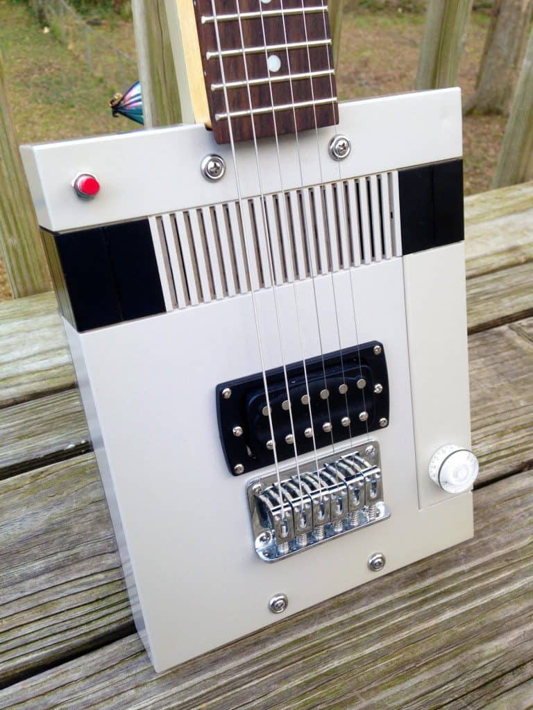 Guitendo Nintendo NES Electric Guitar Awesome Stuff