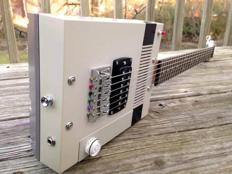 Guitendo Nintendo NES Electric Guitar Weird Stuff to Buy