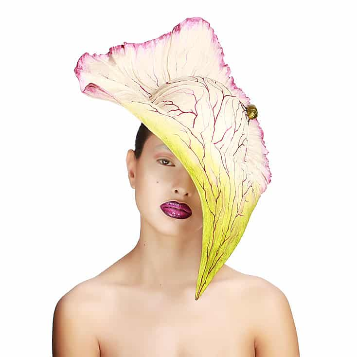Maor Zabar Carnivorous Plant Hat Fashion Accessory