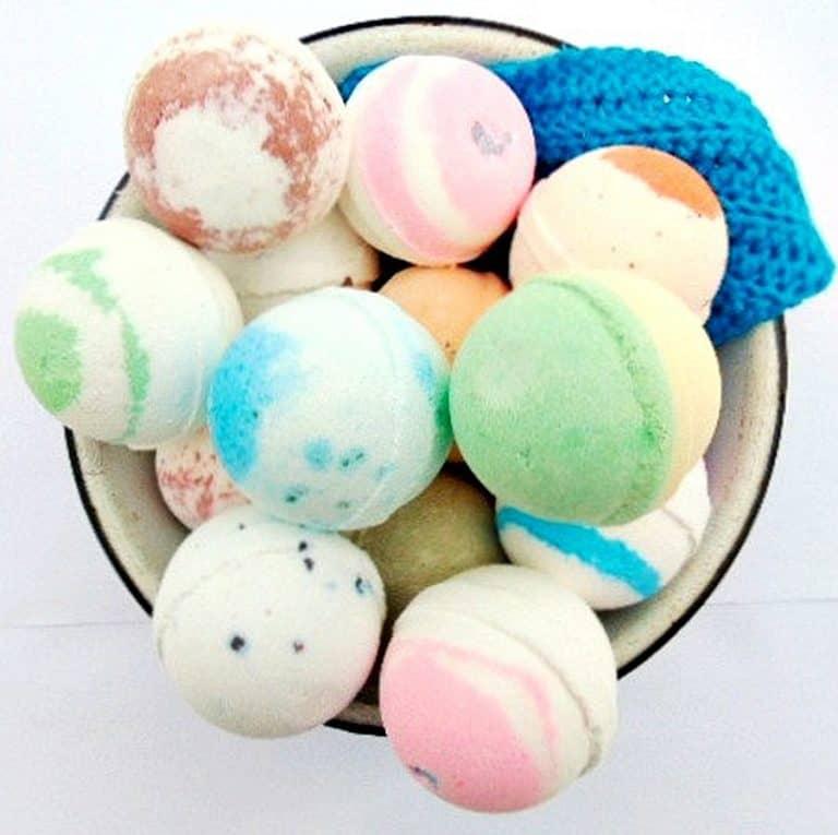 Megans Soapbox Bath Bomb Set Cool Soap