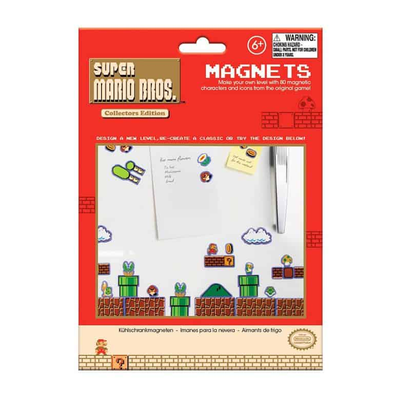 Nintendo Super Mario Brothers Magnets Nice Novelty Material