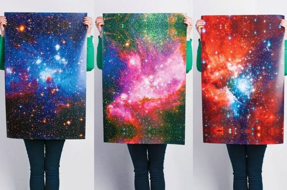 Normans-Printery-Galaxy-Print-Gift-Wrap-Cool-Space-Design