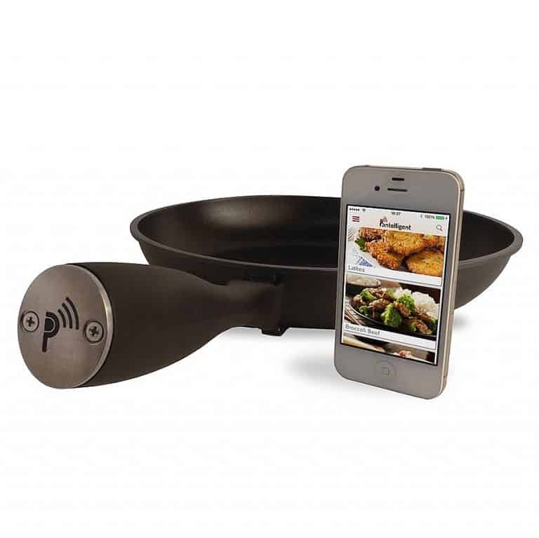 Pantelligent Intelligent Frying Pan Good for Cooking